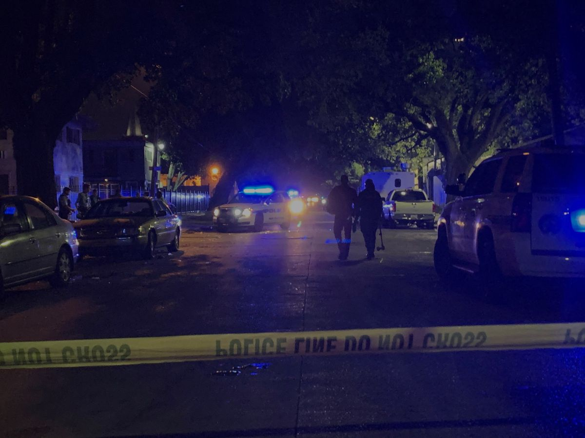 Five victims shot, one dead in Washington Avenue shooting