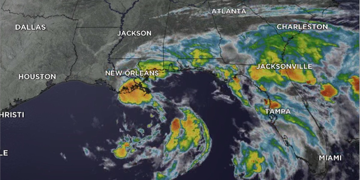 Nicondra: Tropical Storm Cristobal approaches the coast