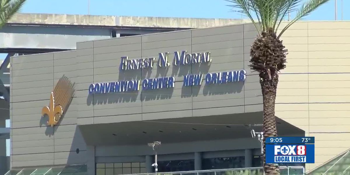 Mayor Cantrell discusses Convention Center surplus