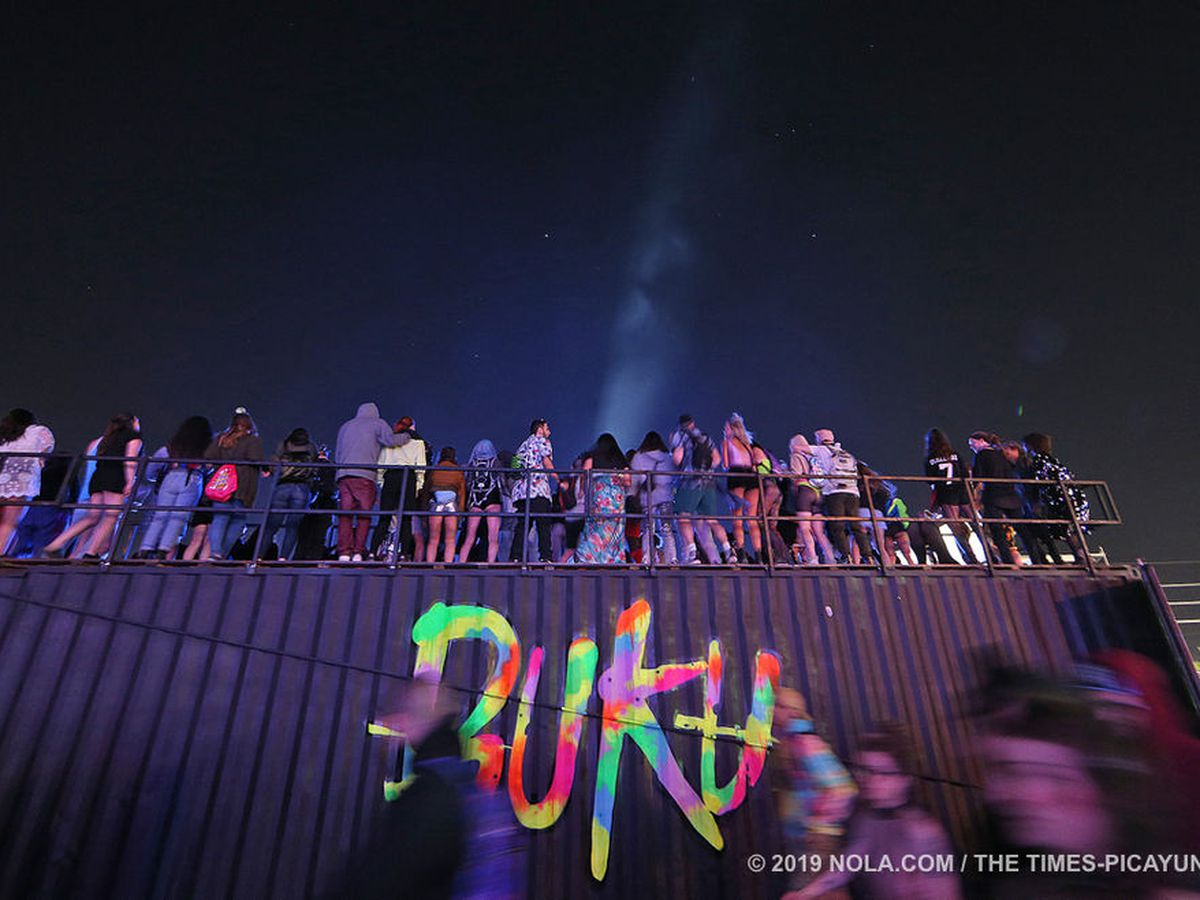 NOFD: Man rescued after jumping into Mississippi River during Buku Fest