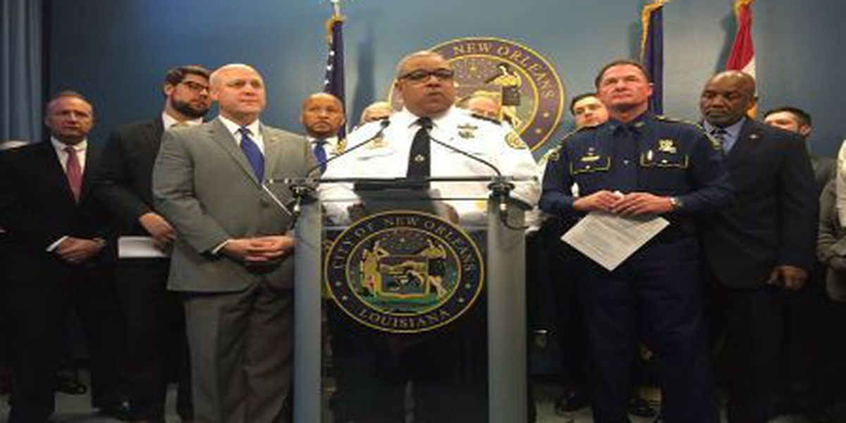 Unprecedented federal resources promised for Mardi Gras security