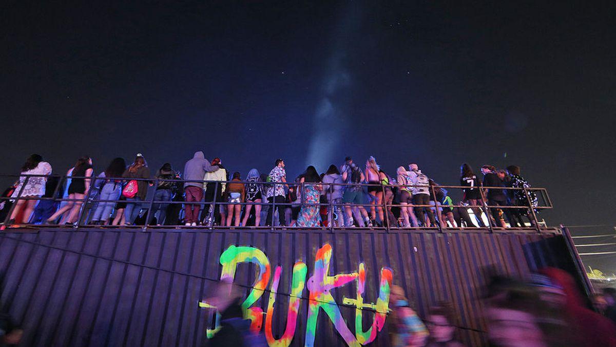 NOFD: Man rescued after jumping into Mississippi River during Buku Fest
