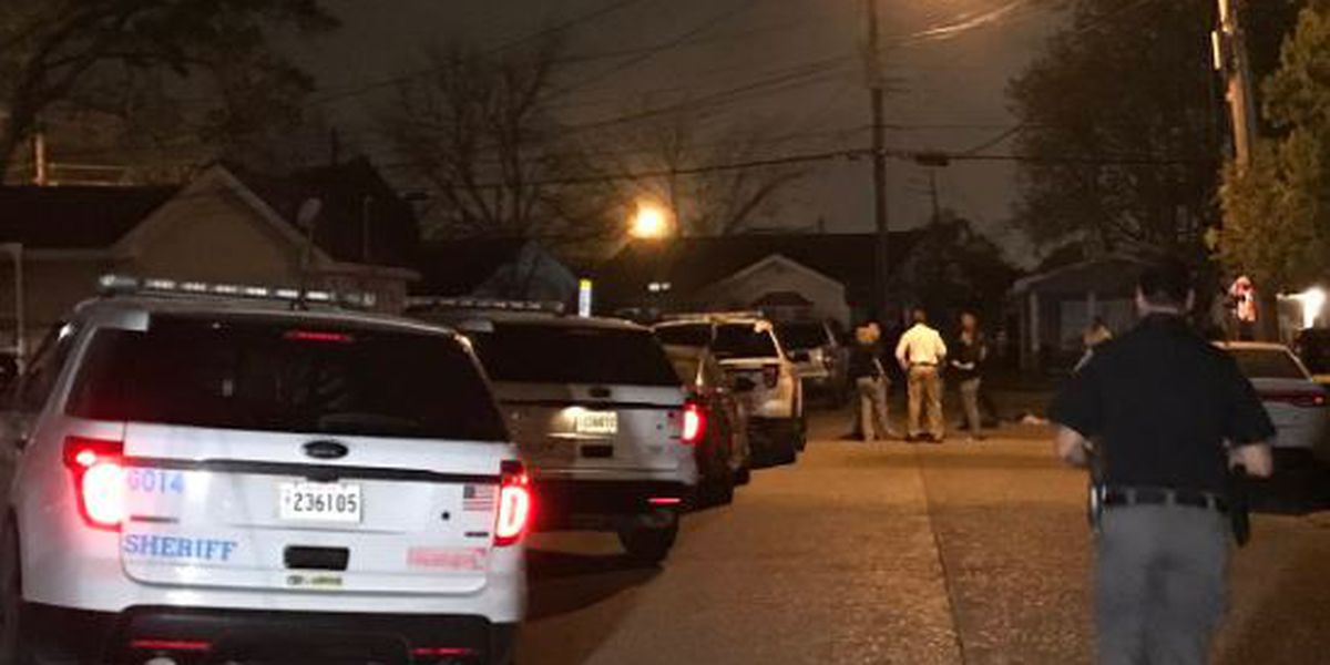Man fatally shot while visiting friends in Metairie