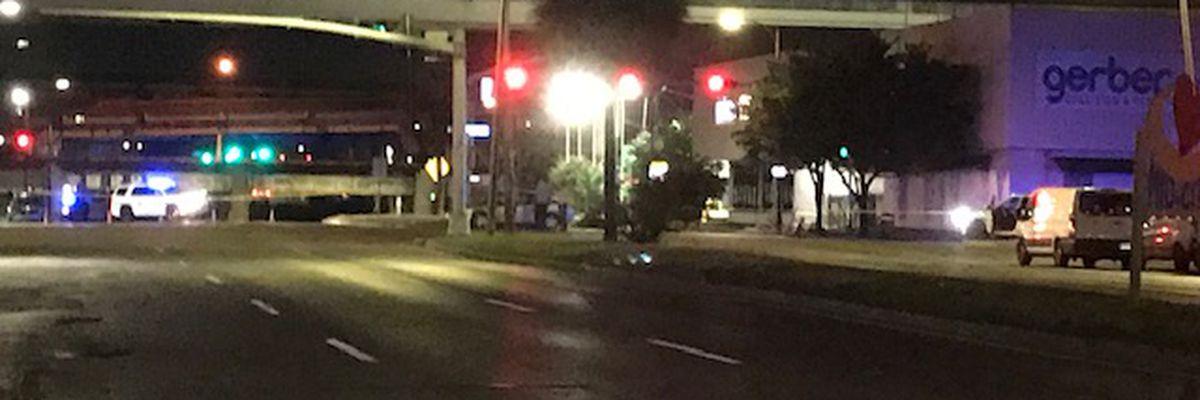 1 killed, 2 injured in Tulane Avenue shooting