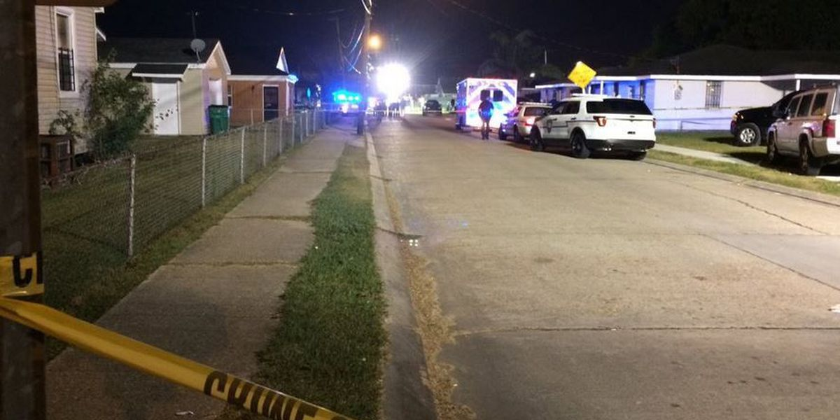 Victim shot in Harvey, collapses in Gretna with fatal wound
