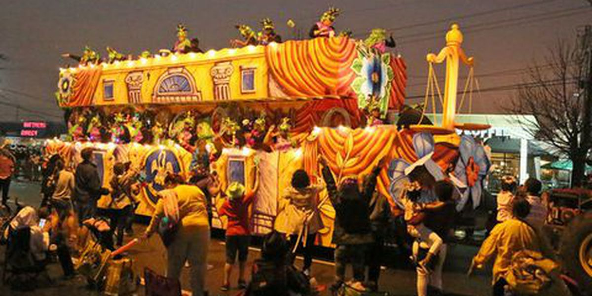 Krewe of Isis expected to abandon Metairie to parade in Kenner