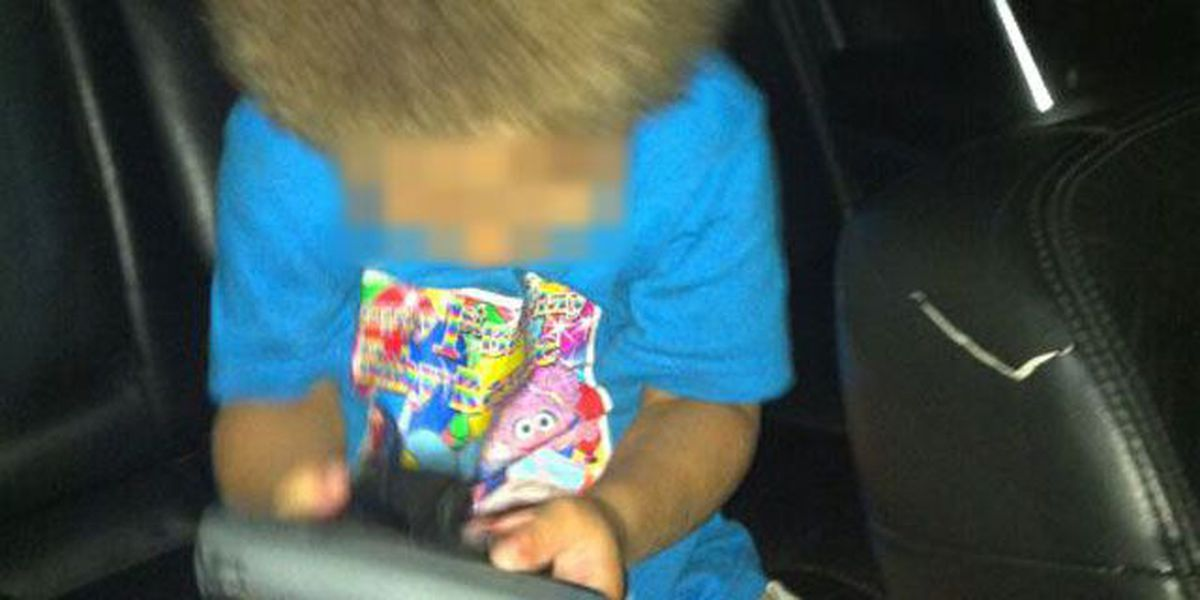 Gang member sentenced for drug deal caught on camera with child, 4, in back seat