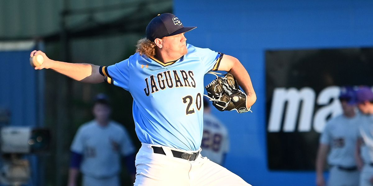 Southern baseball upsets No. 8 LSU in midweek contest