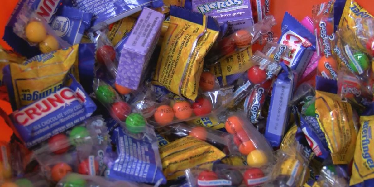 Donate your leftover Halloween candy to troops overseas