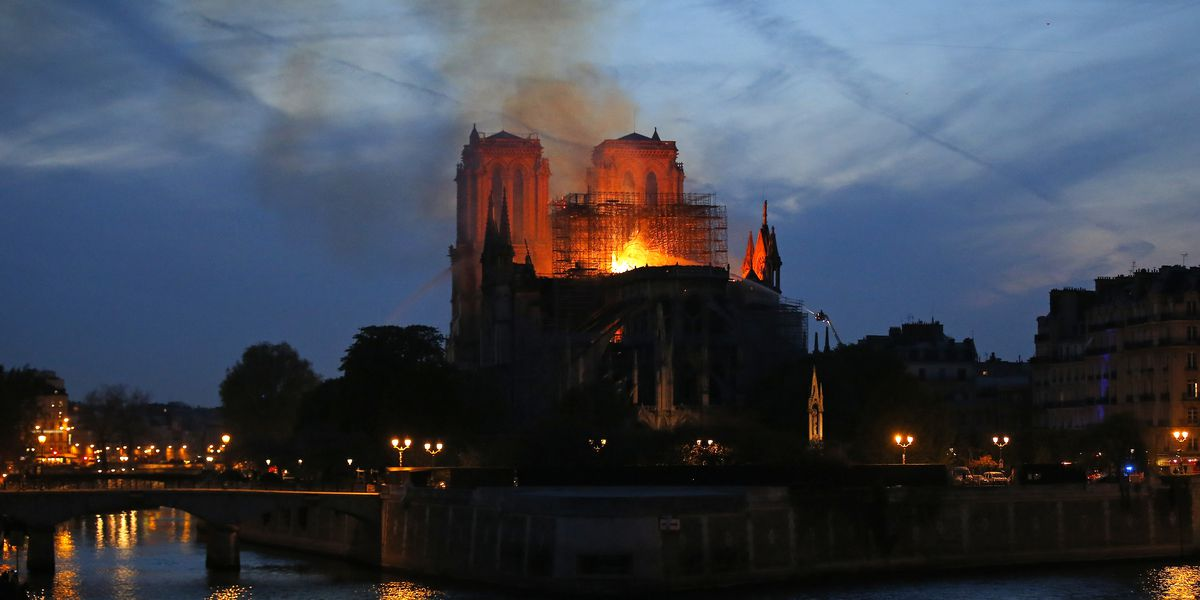 Notre Dame fire 'a tragedy for the whole word,' French Consul General says
