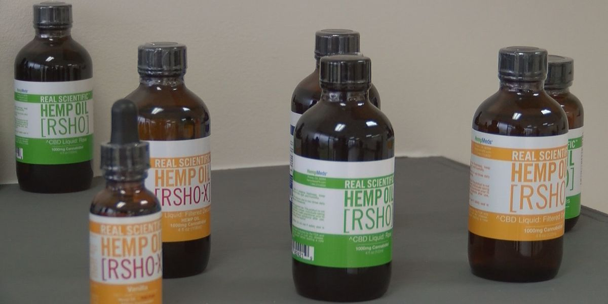 La. Dept. of Health to begin issuing permits for hemp, CBD manufacturers