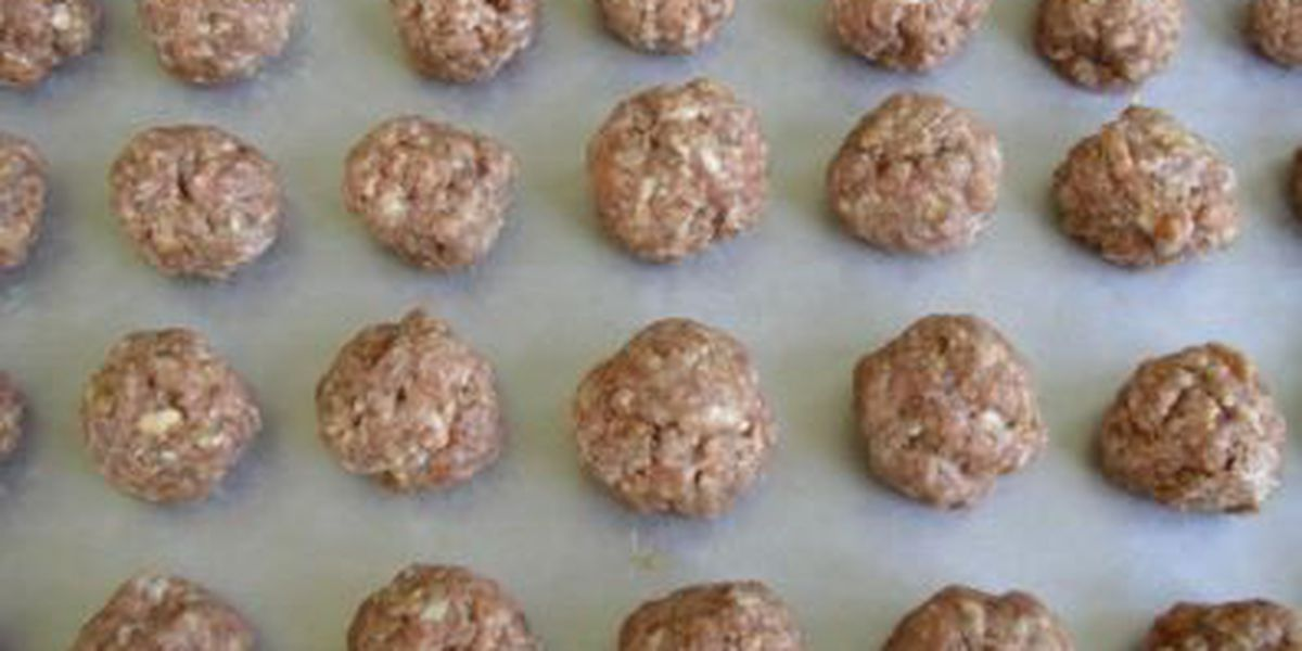 Meatballs recalled for possible Listeria contamination