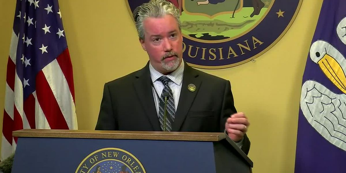 VIDEO: City of New Orleans to make Thursday announcement regarding Phase 3