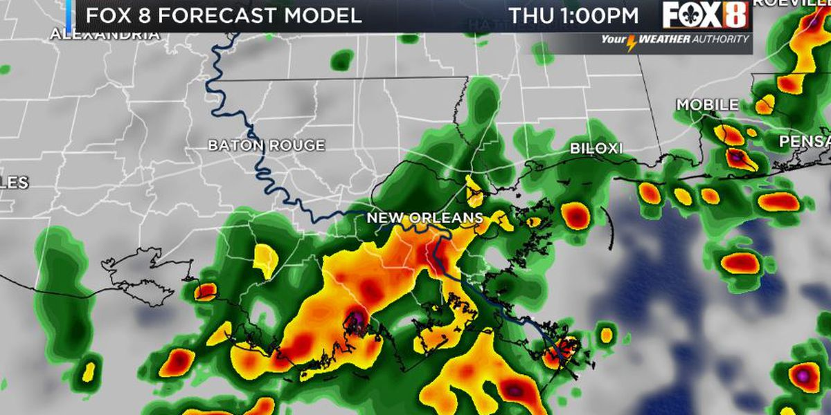 Bruce: More afternoon storms likely