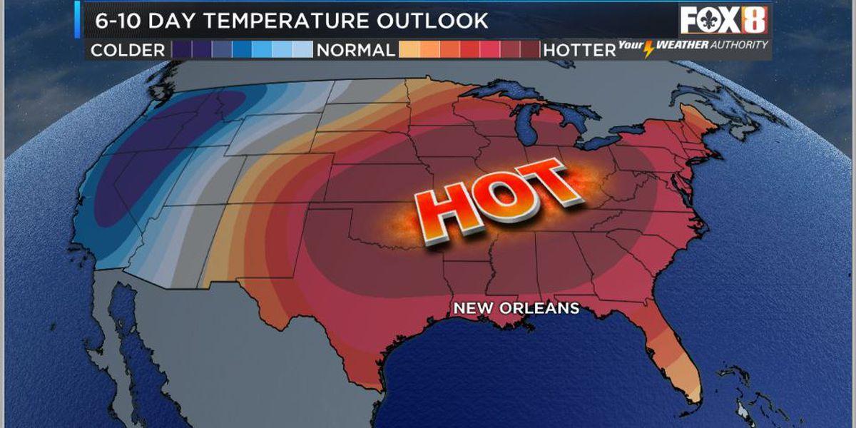 Nicondra: Heat still the main headline heading into the first day of Fall