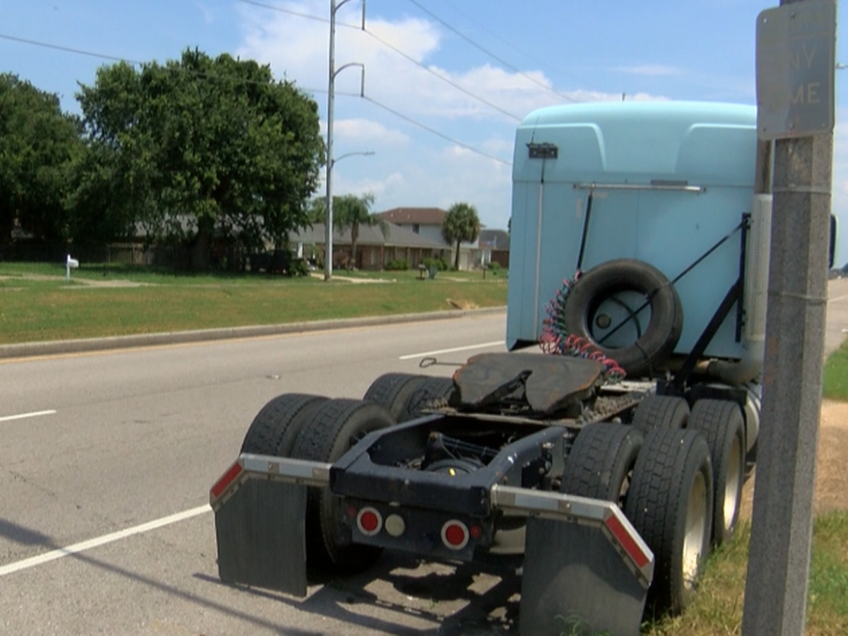 City takes action after FOX 8 Defenders report on 18-wheelers