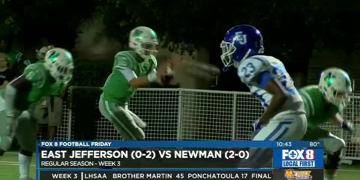 Arch Manning throws 5 TDs in Newman's win over East Jefferson