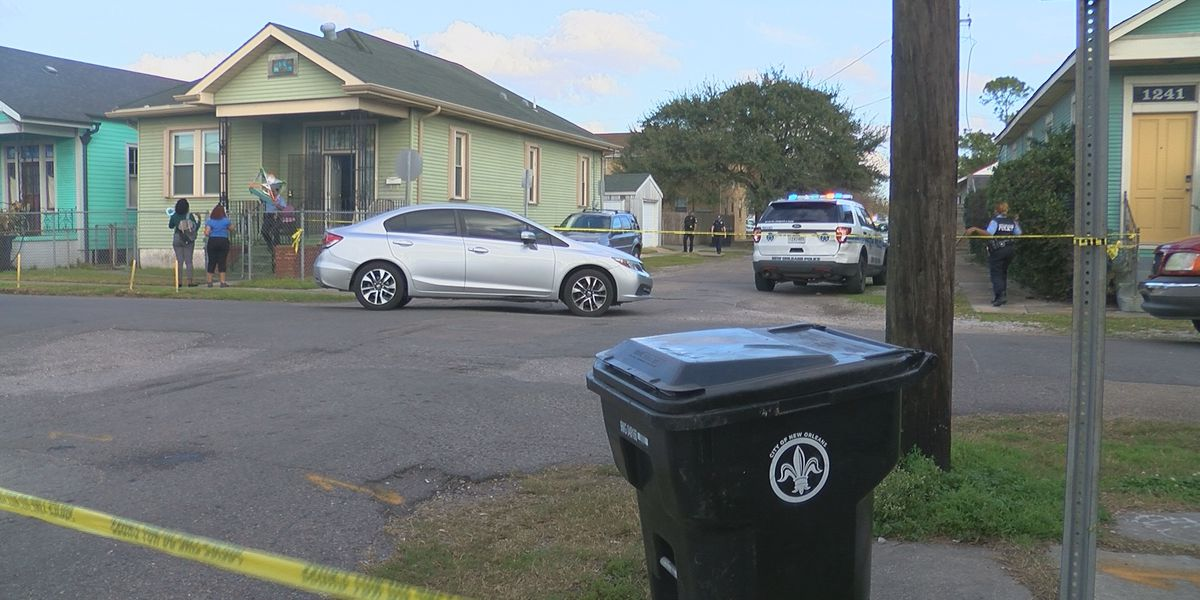 Husband: Drive-by shooting injures wife while babysitting 5-month-old inside home