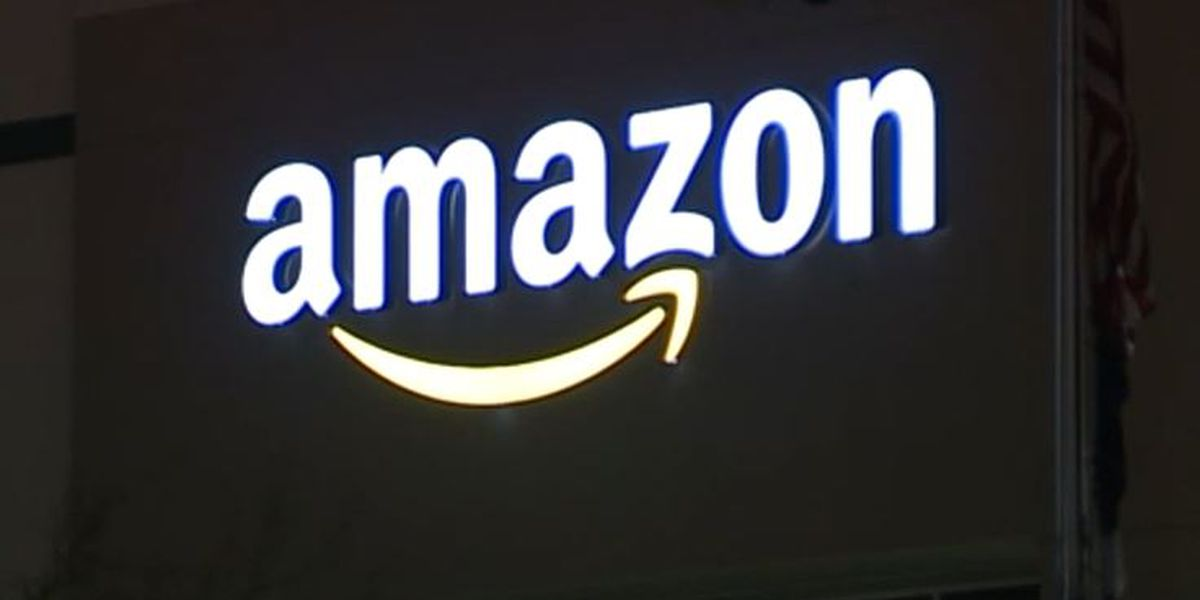 Amazon building massive fulfillment center in Lafayette Parish