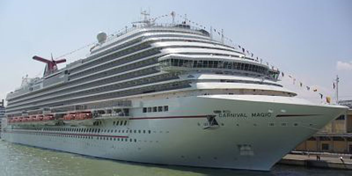 Cruise ship returns to U.S. after passenger is tested for Ebola