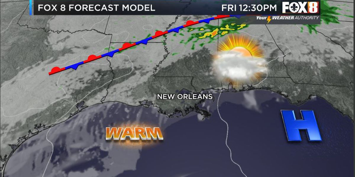 Bruce: A Warm And Mostly Dry Weekend-Morning Fog Returns