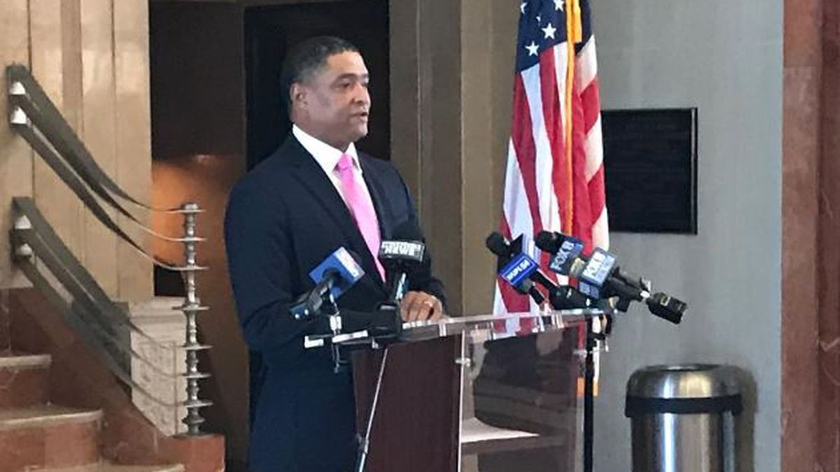 VIDEO: Rep. Cedric Richmond announces he is leaving Congress for role at White House