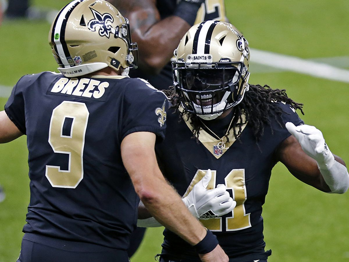 Juan's World: Saints Pass Their First Test