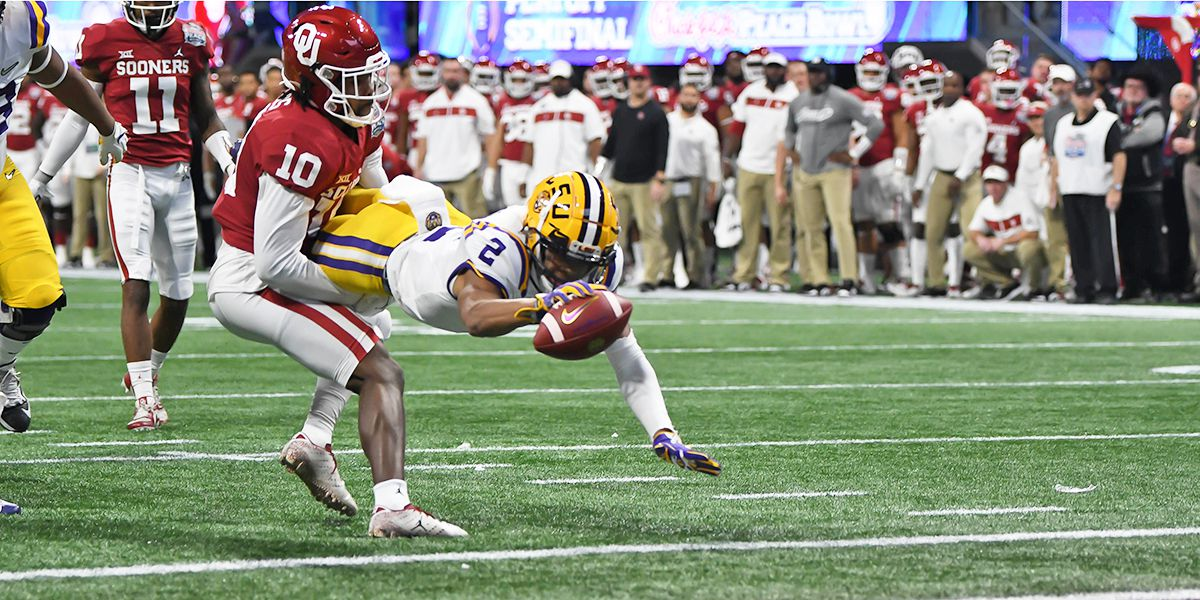 LSU's Justin Jefferson declares for 2020 NFL Draft
