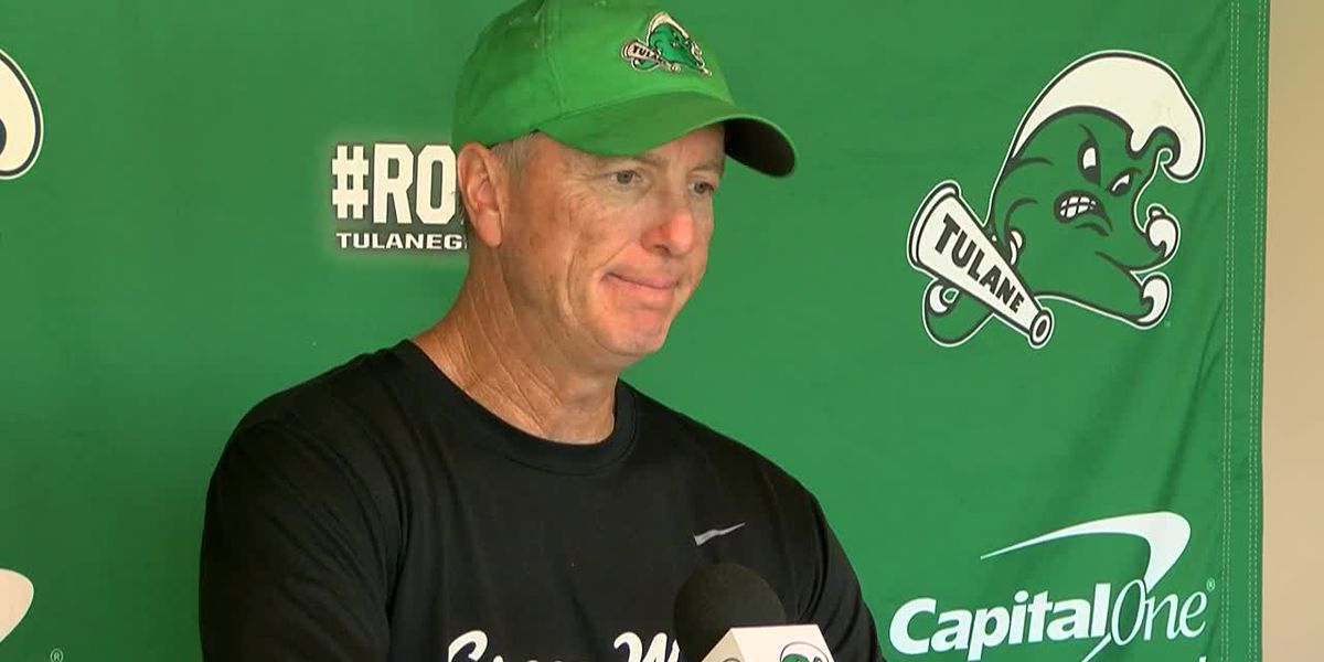 Tulane Head Coach Willie Fritz previews UCF