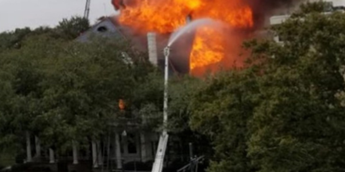 Family member says home damaged in 7-alarm fire 'a loving house'