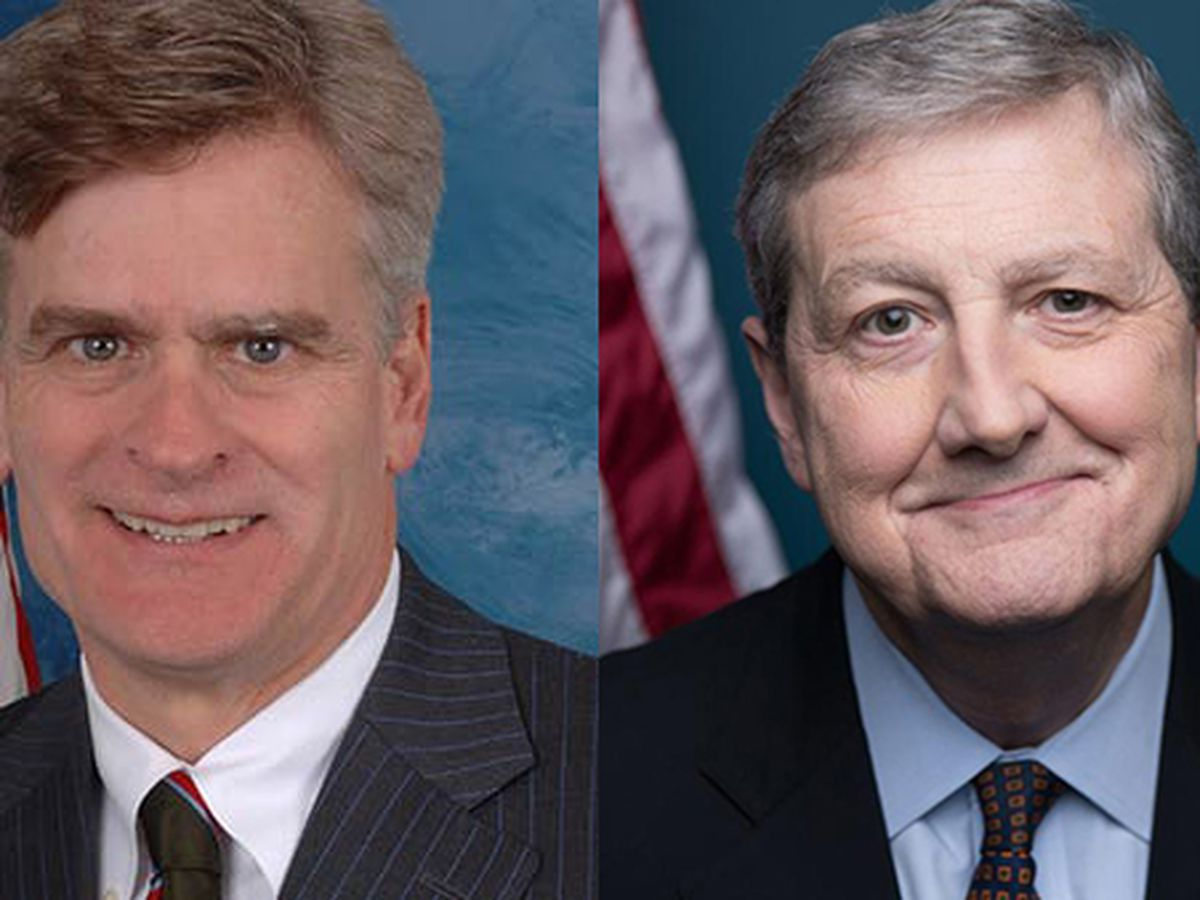 Sens. Cassidy, Kennedy make it clear where they stand on Trump's upcoming impeachment trial