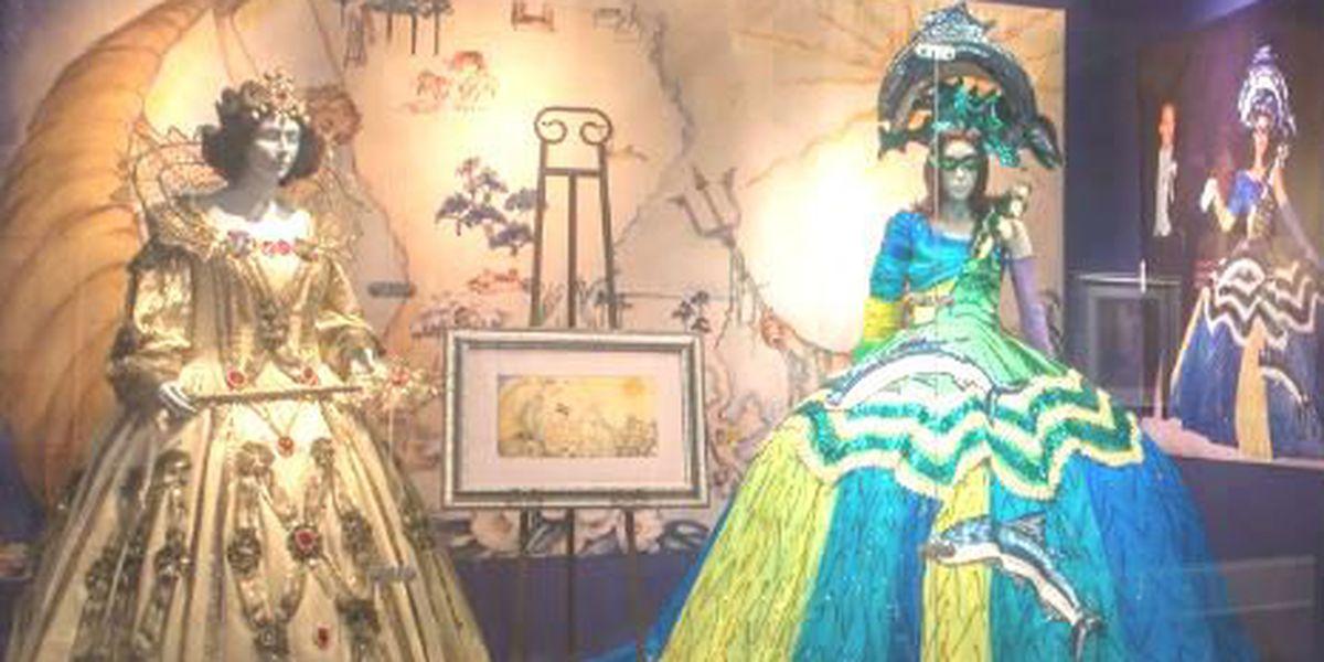 Heart of Louisiana: Iris and the Goddesses of Carnival