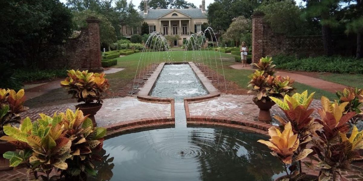Heart of Louisiana: Longue Vue House and Gardens