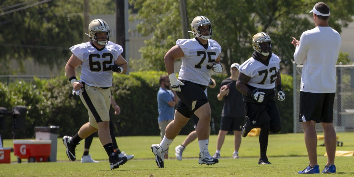 After Further Review: Five takes from Saints OTA #6