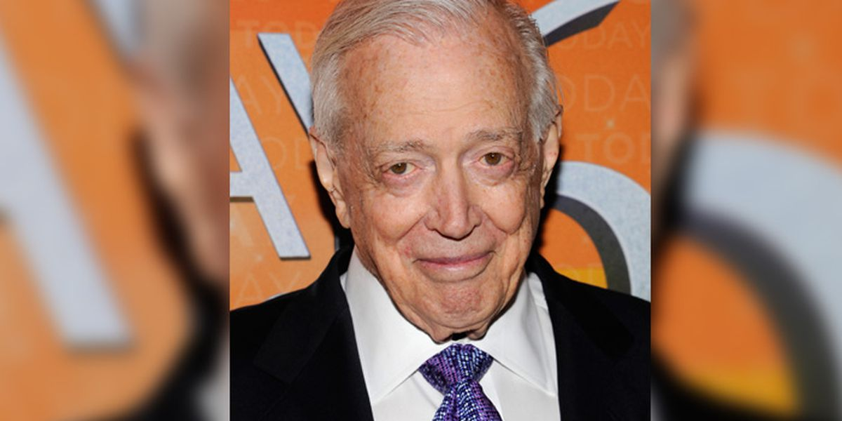 Celebrated broadcaster Hugh Downs dies at 99