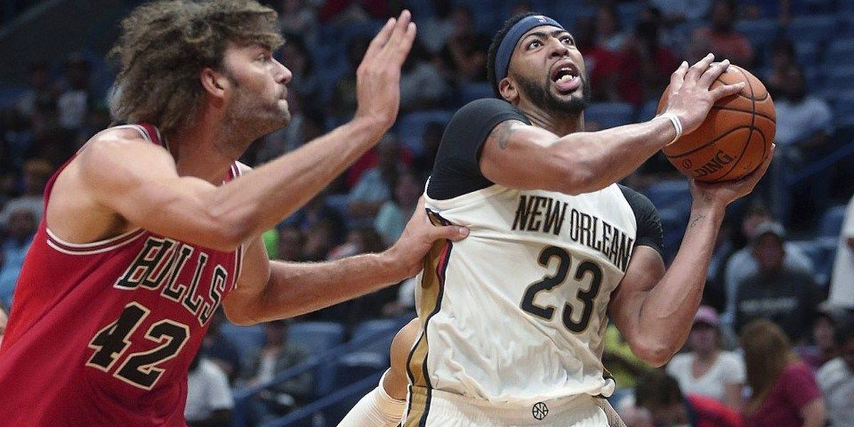 Anthony Davis probable for OKC after concussion
