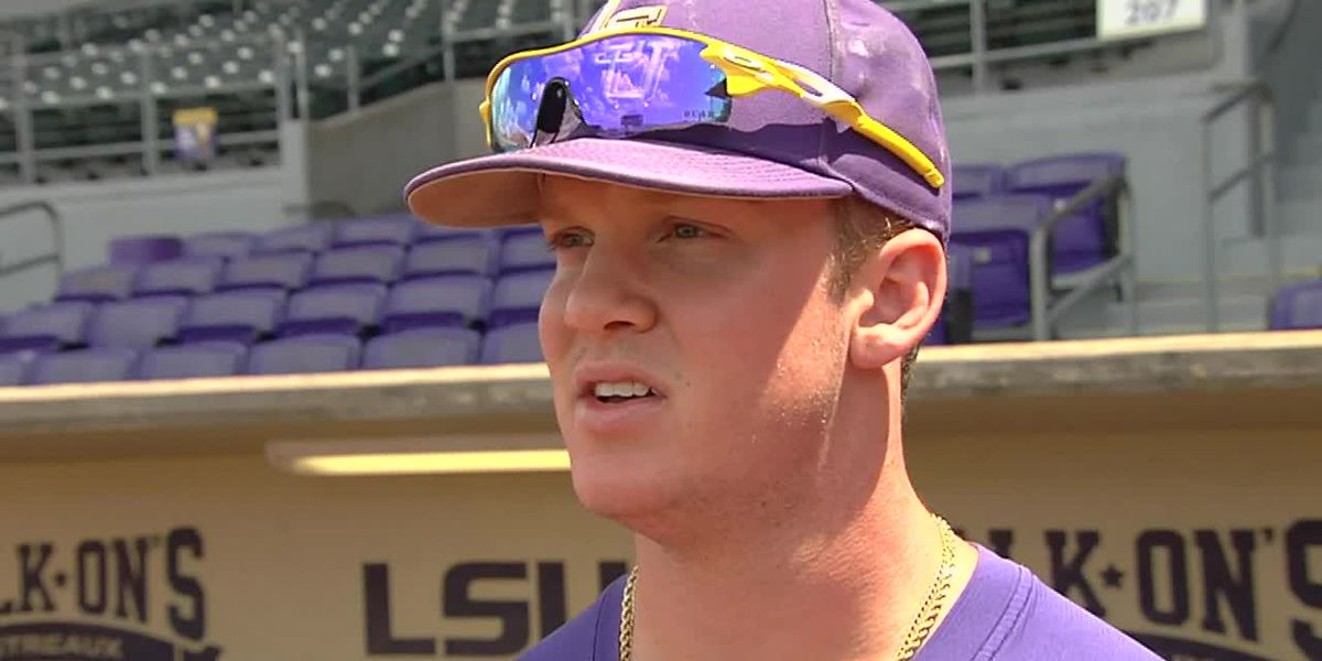 PREVIEW: Daniel Cabrera LSU Baseball