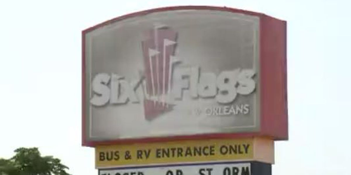 City pushes to get old Six Flags site ready for sale