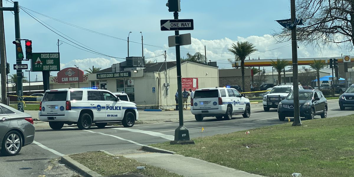 One dead after Washington Ave. shooting