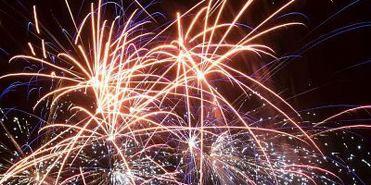 Authorities warn about the dangers of fireworks ahead of Independence Day