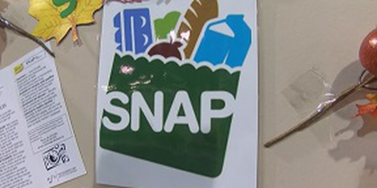 Louisiana to issue February SNAP benefits early