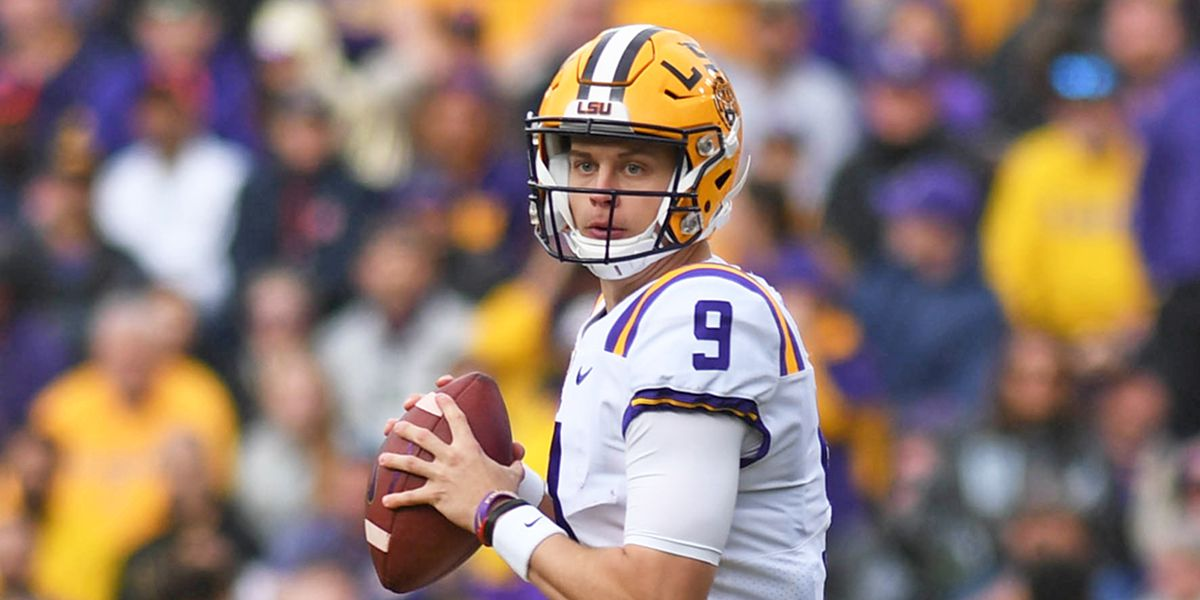 Former LSU QB Joe Burrow signs contract with Bengals
