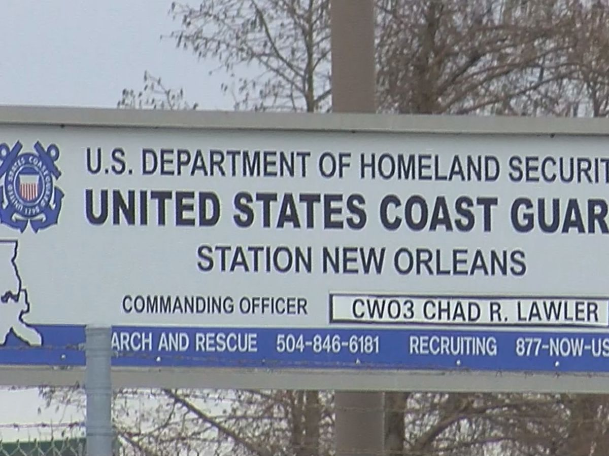 Coast Guard members struggling to get by without pay during shutdown