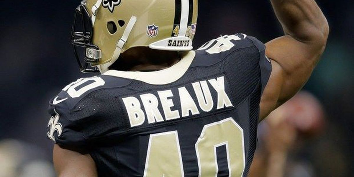 Delvin Breaux transitions to veteran leader for cornerback group