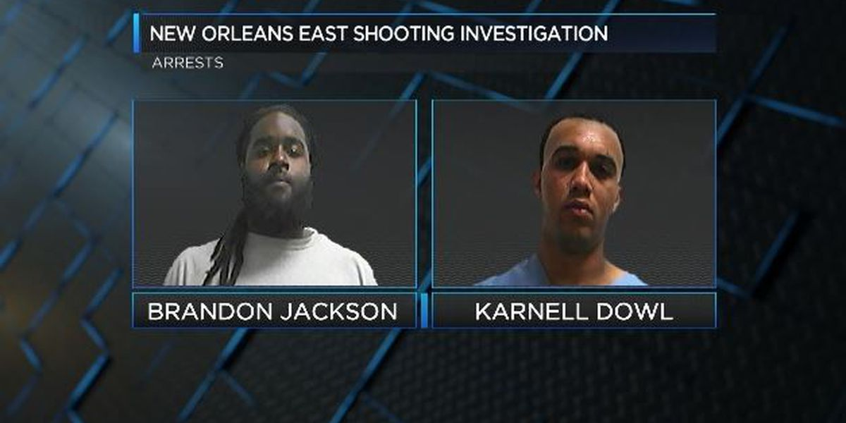NOPD: NO East shooting suspects test positive for gunshot residue