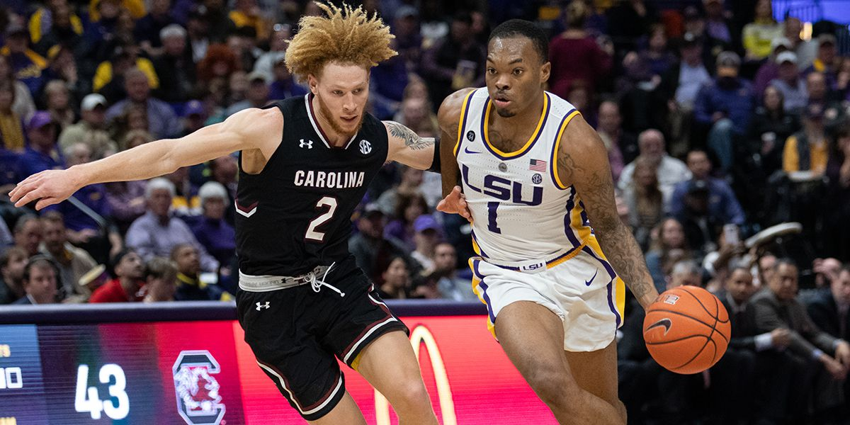 'I'm back,' LSU guard Ja'Vonte Smart announces return to Tigers