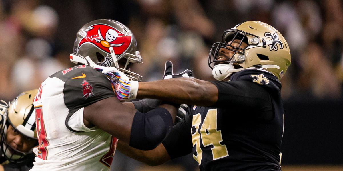 Marshon Lattimore among inactives for Saints-Bucs game