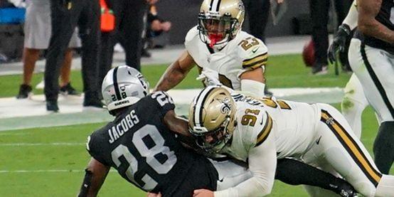 After Further Review: Five takes from Saints loss to Raiders