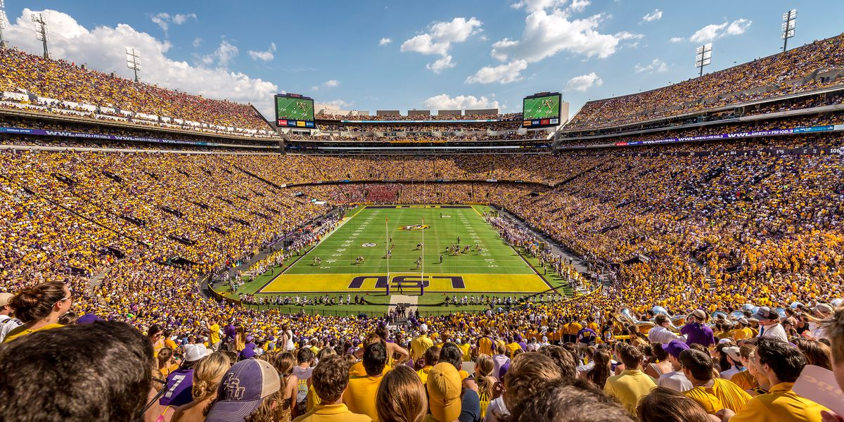 LSU football set to face Florida for homecoming; other key home games announced