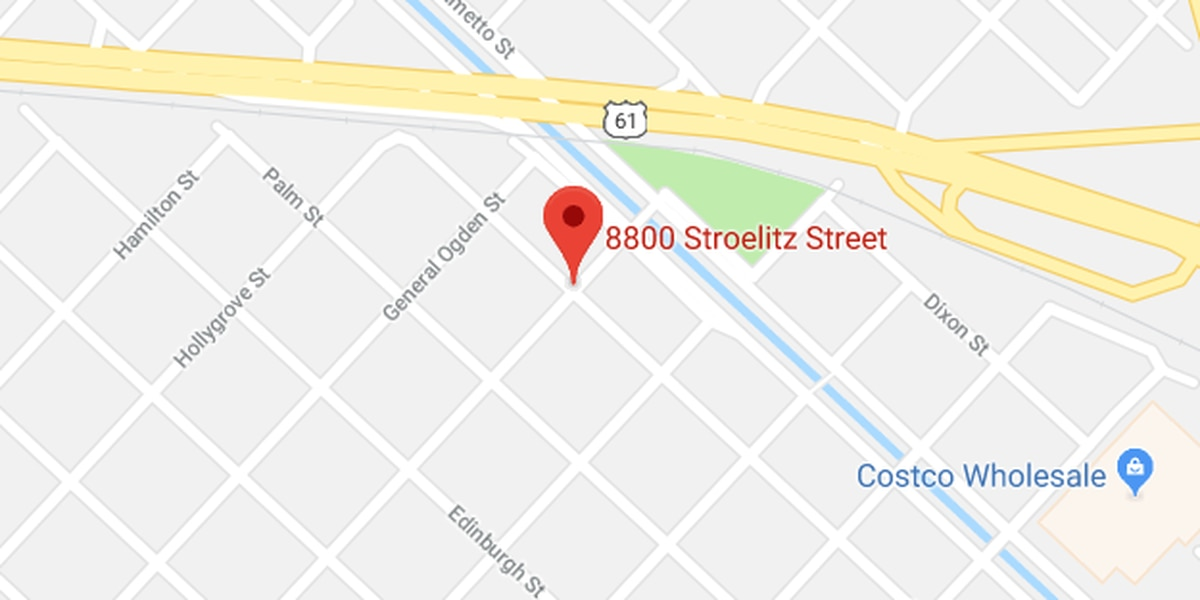NOPD investigates double shooting in Hollygrove area